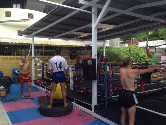 ‪Pattaya Thai Boxing and Fitness Gym‬