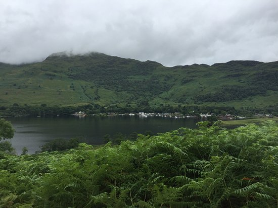 Ardlui Hotel: Had a wonderful stay at Loch Lomond, the hotel is located in a beautiful location.