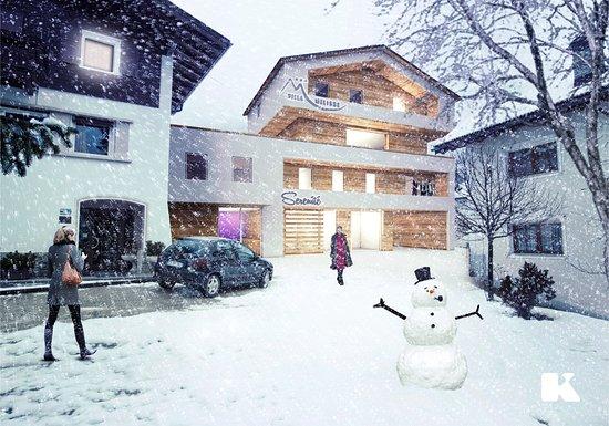 Alpin b&b Villa Melisse