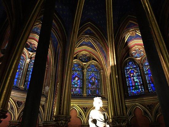 Paris, France: Sainte-Chapelle1