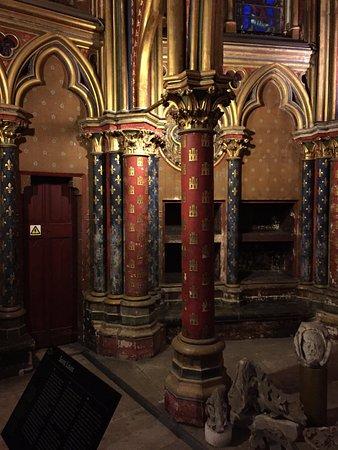 Paris, France: Sainte-Chapelle2