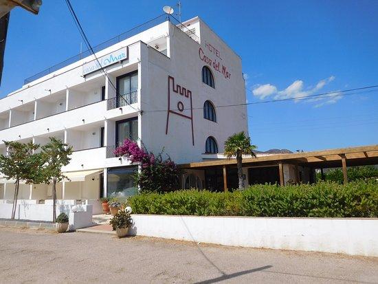 Casa del Mar Hotel : Façade de l'hôtel