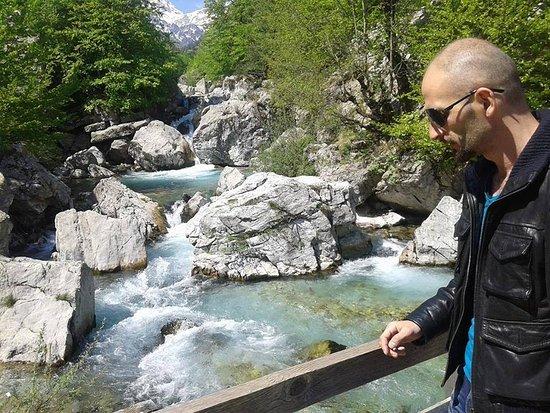 Valbona Pass: Valbona Valley Albania