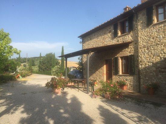 Casa al bosco volterra italien omd men och for Casa volterra