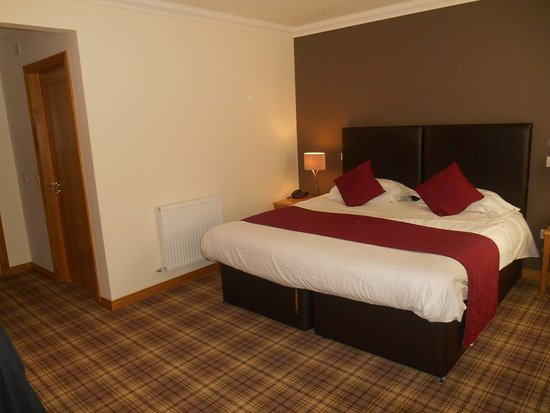 Somerton House Hotel: Lovely comfy bed