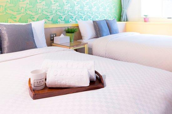 Click Hotel - Ximending Branch