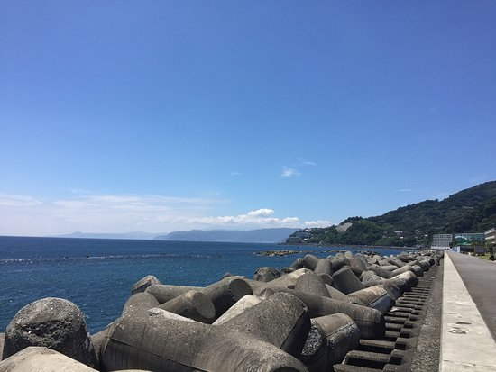 Yugawara Beach