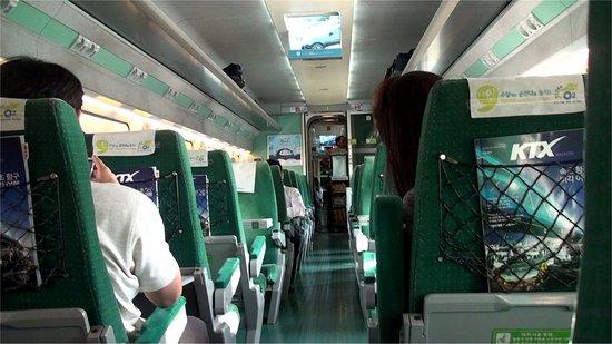 Resultado de imagen para ktx train passengers