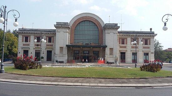 Stazione Ferroviaria di Salsomaggiore Terme