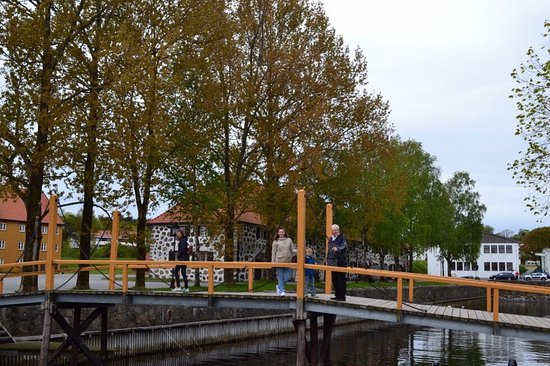 Stavern, Norveç: Fredriksvern Verft