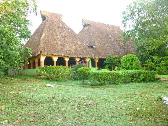 Complexe Munha Uxmal : Réception / Salle à manger