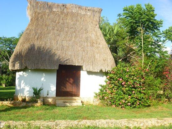Complexe Munha Uxmal : Hutte d'habitation