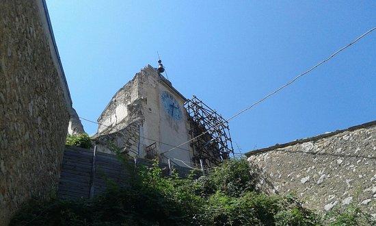 Bugnara, Italia: L'orologio