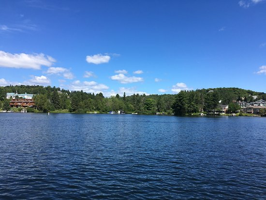 Saint-Adolphe-d'Howard, Kanada: Scenic cruise