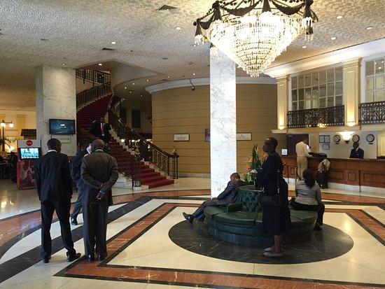 希爾頓酒店照片
