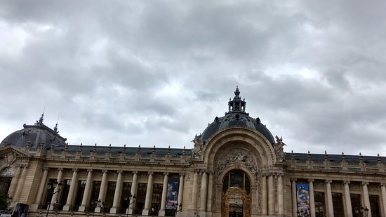 Königlicher Palast: Grand Palais