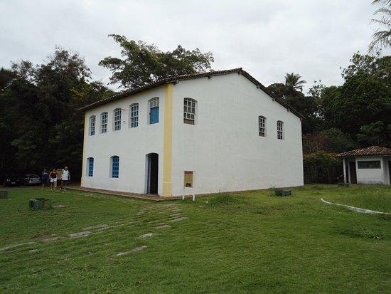 Santa Cruz Cabralia, BA: Casa de Câmara e Cadeia