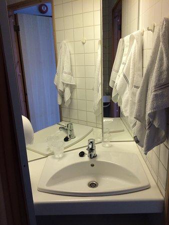 Ro Hotel: Badet