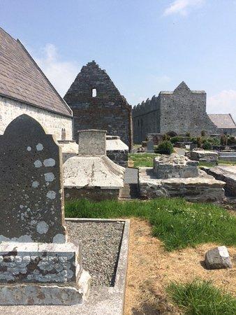 Ardfert, Irlanda: Site