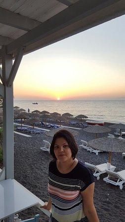 Santorini Reflexions Sea: 20160728_062555_large.jpg