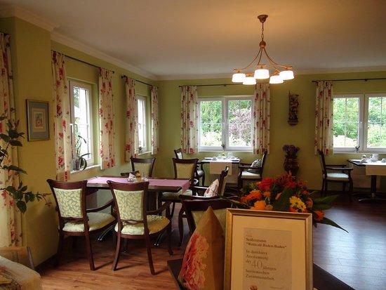 Waldcafé: Breakfast Hall