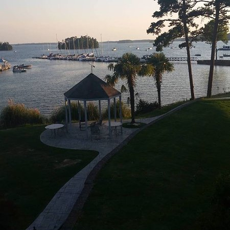 Anderson, SC: View from The Galley