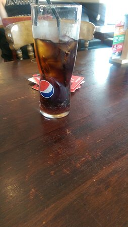 Bolton, UK: A large Pepsi allegedly