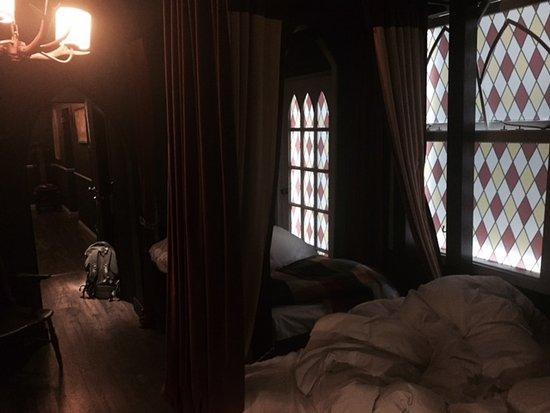 Georgian House Inside The Harry Potter Room