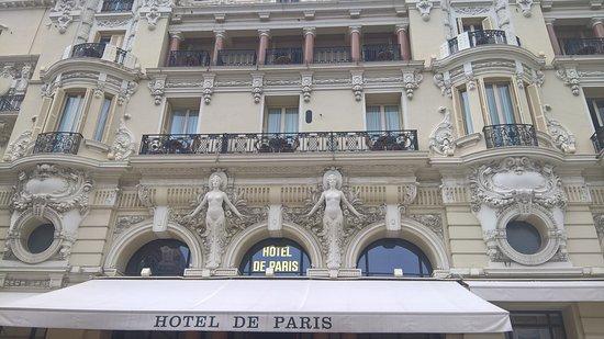 Hotel de Paris Monte-Carlo Photo