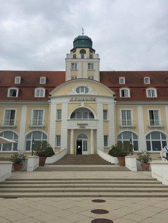Centralhotel Binz: Annat hotell vid stranden