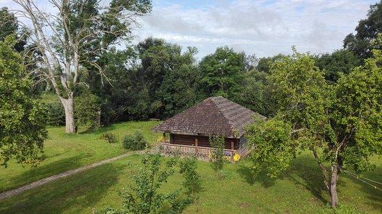 Karsava, Latvia: Backyard, 40 meters from LV/RU border