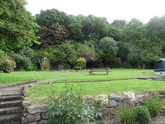 North Kessock, UK: Gartenanlage