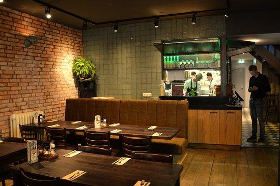 De nieuwe open keuken van de Buurman met de #Josper Grill - Foto ...