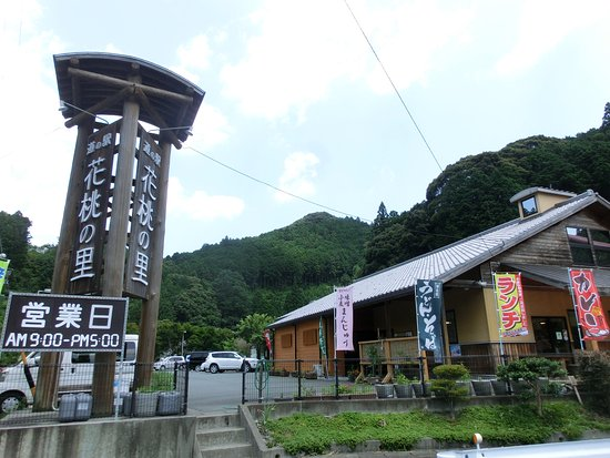 Michi no Eki Tenryusozu Hanamomo no Sato