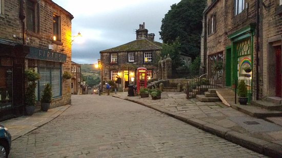 Image result for haworth top of the hill