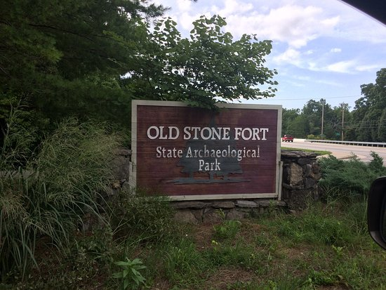 Old Stone Fort State Archaeological Park : photo0.jpg