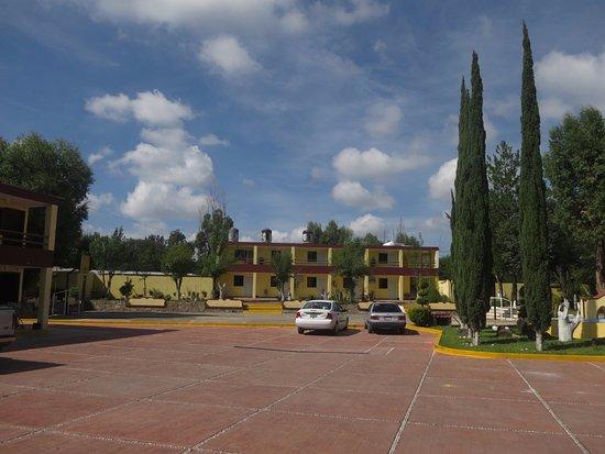 Queretaro, Mexico: View from the reception
