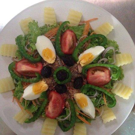 L'Orchidee Restaurant : Salad Nicoise