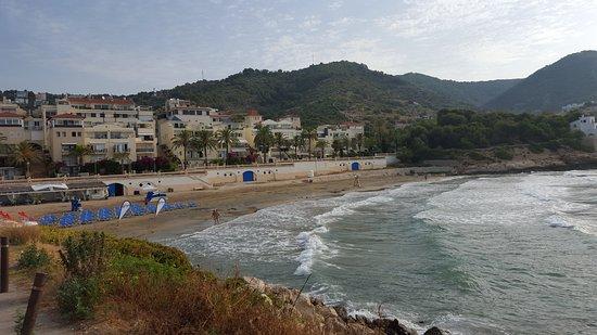 Hotel Estela Barcelona - Hotel del Arte: Beach outside hotel