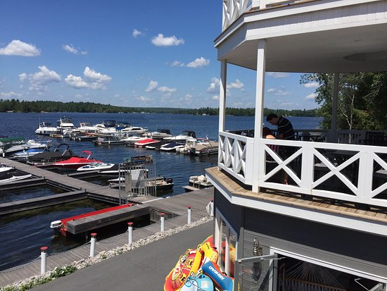 Lakefield, Kanada: Awesome View!