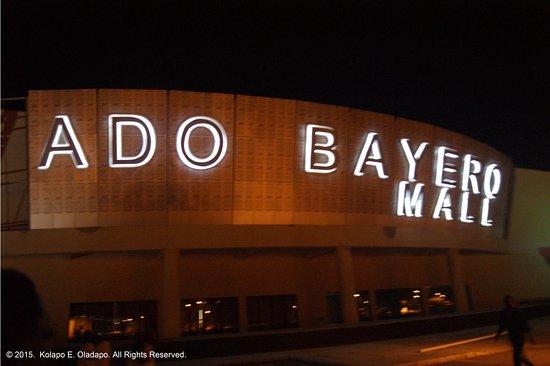 Ado Bayero Mall