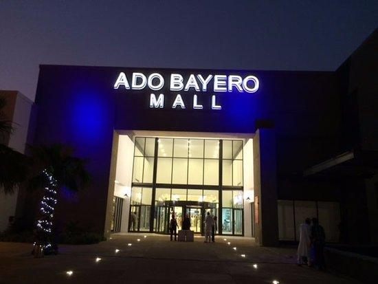 Shopping malls - Ado Bayero Mall