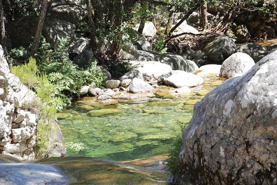 Purcaraccia quenza all you need to know before you go for Piscine naturelle cascade