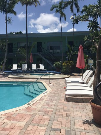 THE GREATEST HOTEL IN FT LAUDERDALE....HANDS DOWN