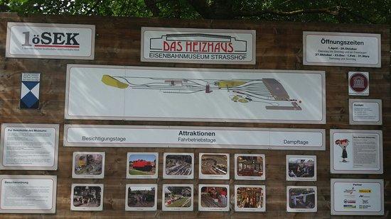 Das Heizhaus Eisenbahnmuseum Strasshof: Train paradise