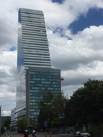 Foxtrail Basel: Moderne Architektur Fehlt Auch Nicht.