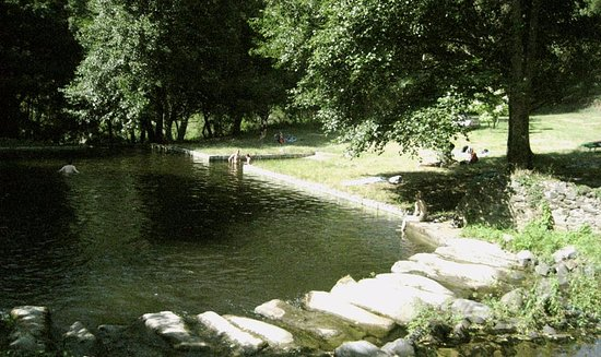 Province of Salamanca, إسبانيا: piscinas naturales del río alagón, pasando por la provincia de salamanca
