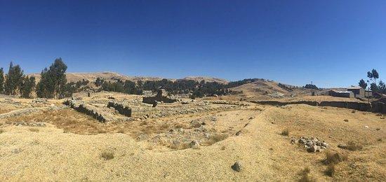 Huancavelica, Perù: Complejo Arqueológico de Inkañan Uchkus