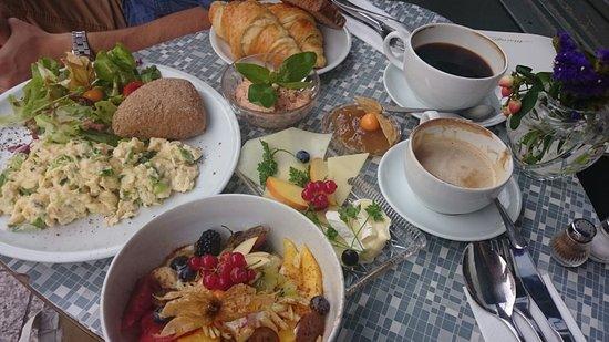 Frankfurt Cafe Maingold