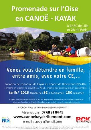 Ribemont Canoe Kayak